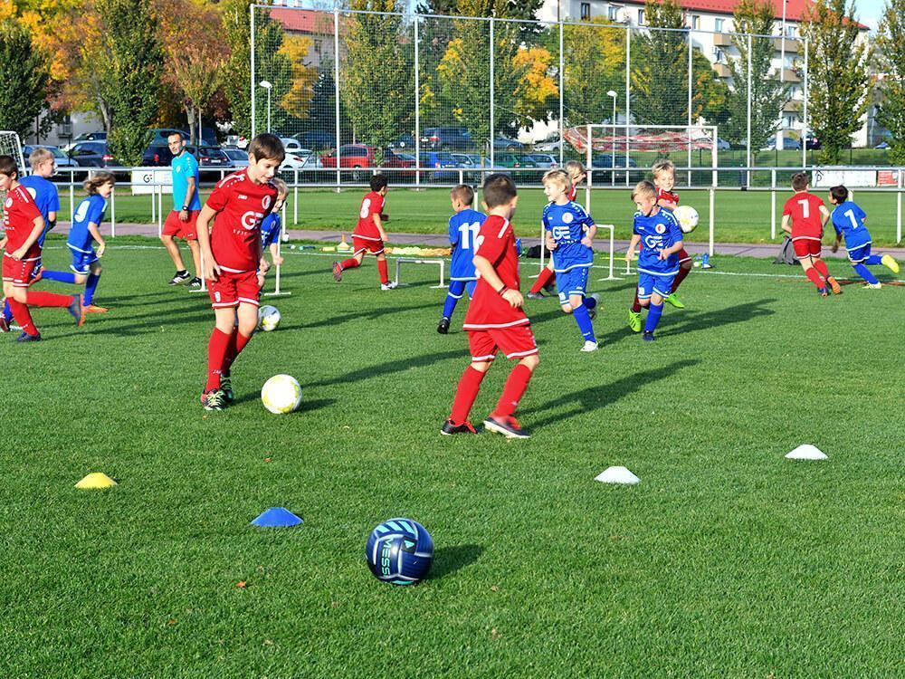Zahájení tréninkové činnosti mládeže