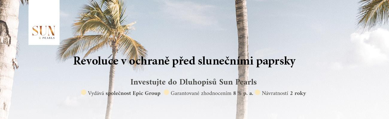 Sun Pearls — Revoluce v ochraně před slunečními paprsky