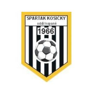 Logo TJ Spartak Kosičky