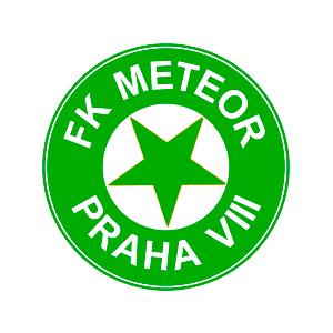 Logo FK Meteor Praha VIII B