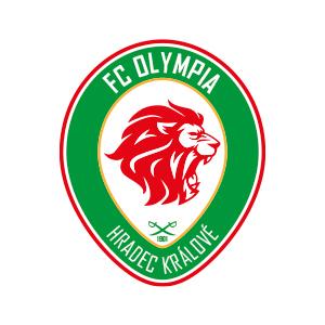 Logo FC OLYMPIA Hradec Králové 1901