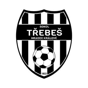 Logo TJ Sokol Třebeš A